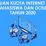 Perubahan Nomor Ponsel Tidak Valid Mahasiswa Penerima Bantuan Subsidi Kuota Internet Kemendikbud