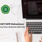 Hasil Seleksi Bantuan UKT/SPP Mahasiswa Semester Genap Tahun Akademik 2020/2021