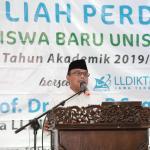 Prof DYP Dorong Mahasiswa Unisnu Bermental Entrepreneur dengan Berbekal Lima Peluru