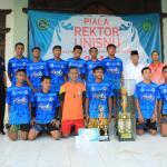 67 Klub Volly dan Futsal Merebutkan Piala Rektor Unisnu Jepara Tahun 2019
