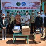 Dosen Unisnu Dampingi UMKM, Kembangkan Olahan Jamur Tiram Crispy