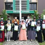 Unisnu Berikan Apresiasi kepada Mahasiswa Berprestasi