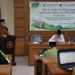 Unisnu Gelar Rapat Kerja Tahun Akademik 2021-2022