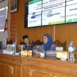 Demi Kemaslahatan Hukum Islam, Prodi Hukum Keluarga Islam Adakan Seminar