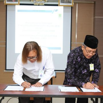 Unisnu Jalin Kerjasama dengan PT PLN Tanjung Jati B