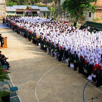 951 Mahasiswa Baru Unisnu Ikuti PKKMB