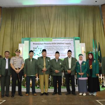 Bupati resmi terjunkan KKN UNISNU 2018 untuk Gali Potensi Wisata Desa