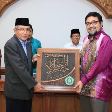 Adakan Seminar, Unisnu dan Kolej Uniti Malaysia Lanjutkan Kerja Sama