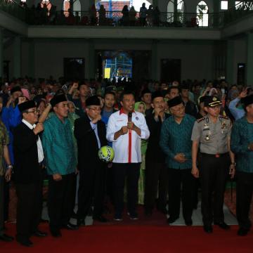 Menpora: Mahasiswa Garda Terdepan untuk Menjaga dan Merawat Indonesia