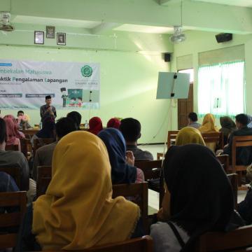 Ratusan Mahasiswa Dibekali Sebelum Real Teaching di Sekolah/Madrasah