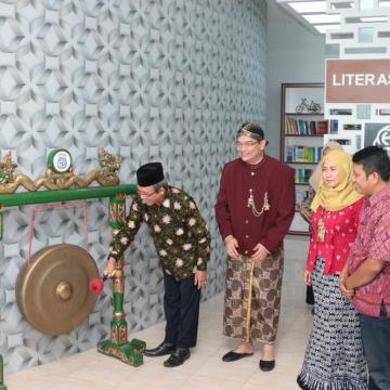Rektor UNISNU resmikan Rumah Literasi Pajak Jepara