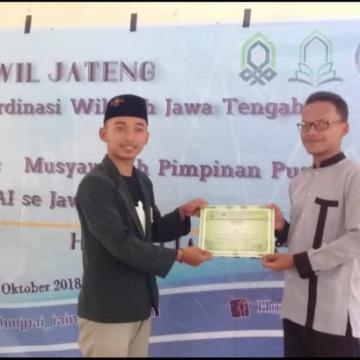 Angkat Tema Islam Nusantara, Mahasiswa Unisnu Raih Juara Pertama Lomba Esai se Jateng