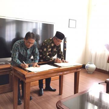 Unisnu Jalin Kemitraan dengan Universitas Gadjah Mada