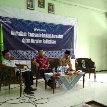 Mahasiswa Unisnu Bentengi Diri Dari Radikalisme Melalui Seminar