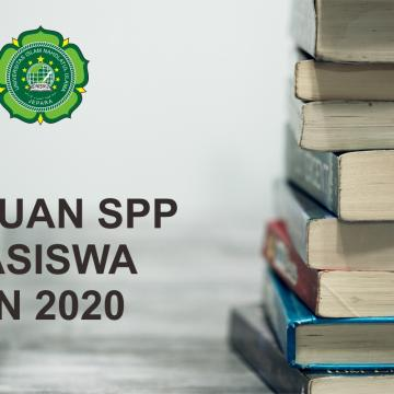 Tambahan Penerima dan Teknis Penyaluran Bantuan SPP Mahasiswa Tahun 2020
