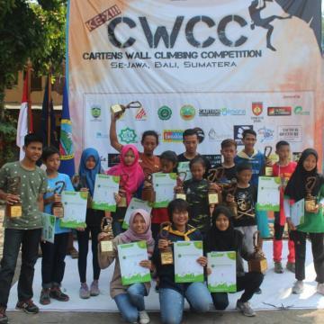 Mapala Cartens Sukses Gelar CWCC XIII