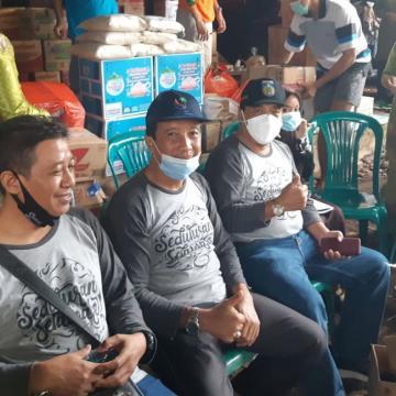 Fakultas Saintek Unisnu Jepara Salurkan Bantuan Kepada Korban Banjir Dorang