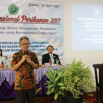 Unisnu Gelar Seminar Nasional Perikanan 2017