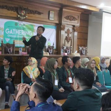 Mahasiswa Aktivis Unisnu Bangun Soliditas Melalui Gathering Ormawa