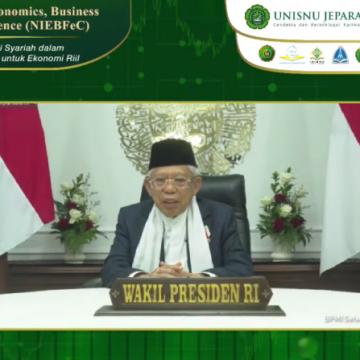 Konferensi Ekonomi, FEB Hadirkan Wakil Presiden sebagai Keynote Speaker