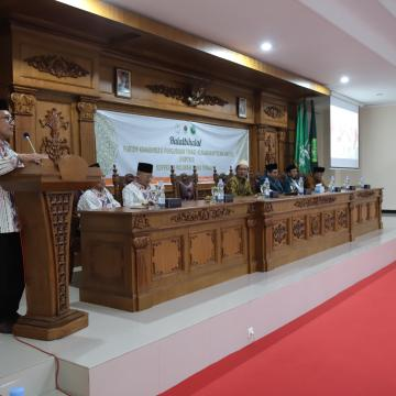 Unisnu menjadi Tuan Rumah Forum Pimpinan PTKIS se-Jawa Tengah
