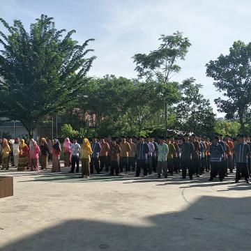 Unisnu Jepara Gelar Apel Peringatan Hari Kartini