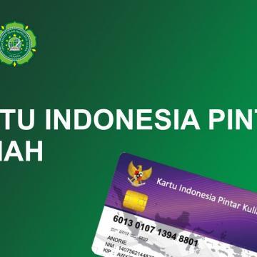 Perubahan Hasil Akhir Seleksi Kartu Indonesia Pintar Kuliah Kementerian Agama Tahun 2020