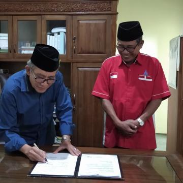 Unisnu Jepara Tandatangani MoU dengan UiTM Malaysia