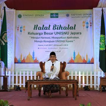 Merajut Harmoni dalam Halalbihalal