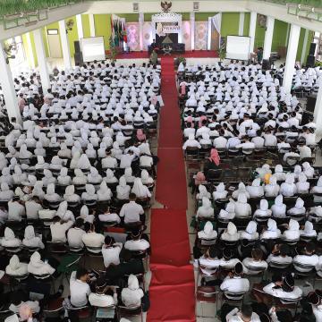 1489 Mahasiswa Baru Unisnu Ikuti PKKMB