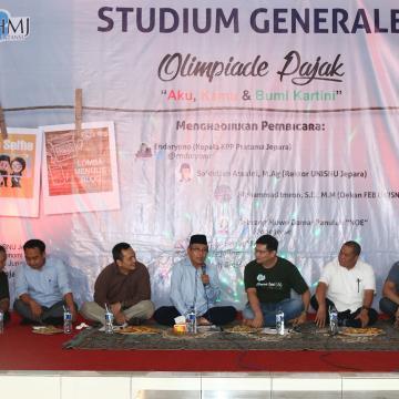 Studium Generale Bersama KPP Pratama dan Noe Letto