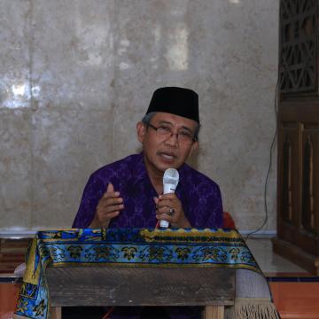 Ramadan, Unisnu Gelar Pengajian dan Buka Bersama