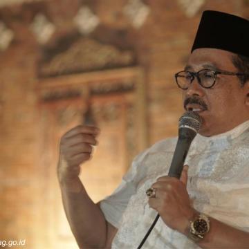 Kunjungan Wakil Menteri Agama Republik Indonesia