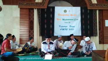 Peringati Maulid Nabi Muhammad, Mahasiswa HKI dan Dosen Guyub Bareng