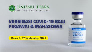 Jadwal Vaksinasi Covid-19 Dosis Kedua