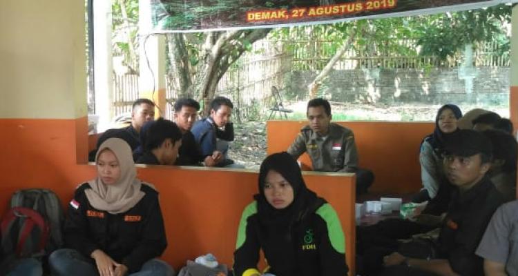 Wapalhi Unisnu Jepara Dipercaya DLHK Jateng Sebagai Peserta Aktif Pembinaan KKA/KPA dan Rapat FK3I