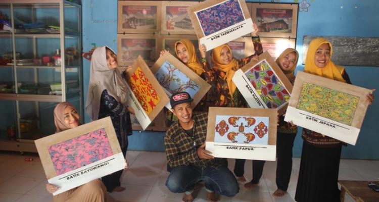 Transfer Paper Budaya; Upaya Menanamkan Nilai-Nilai Budaya Pada Anak Usia Dini