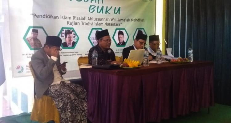 Unisnu Press Adakan Bedah Buku Tradisi Islam Nusantara