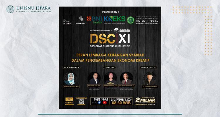 Diplomat Success Challenge XI - Webinar